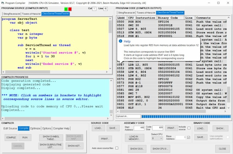 Compiler Image
